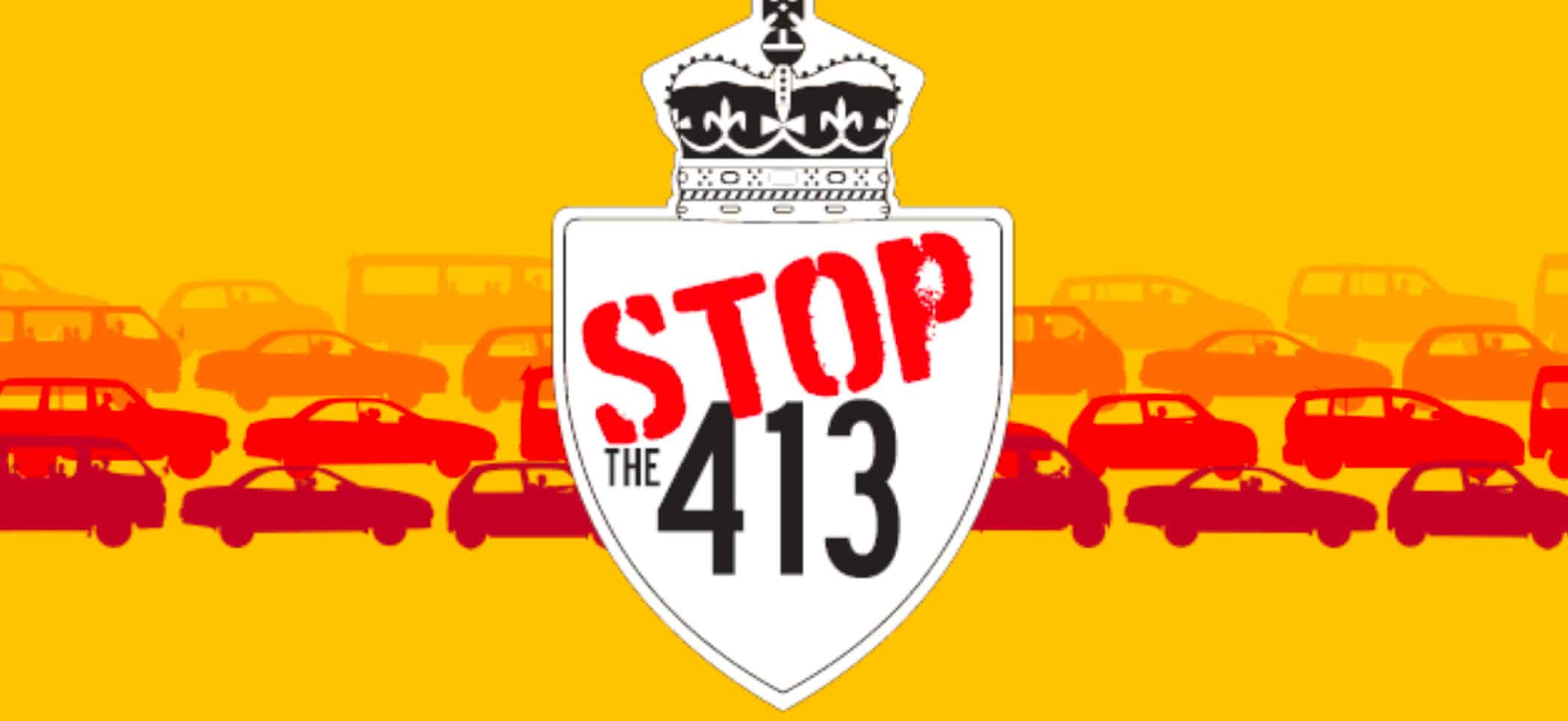 Stop Highway 413
