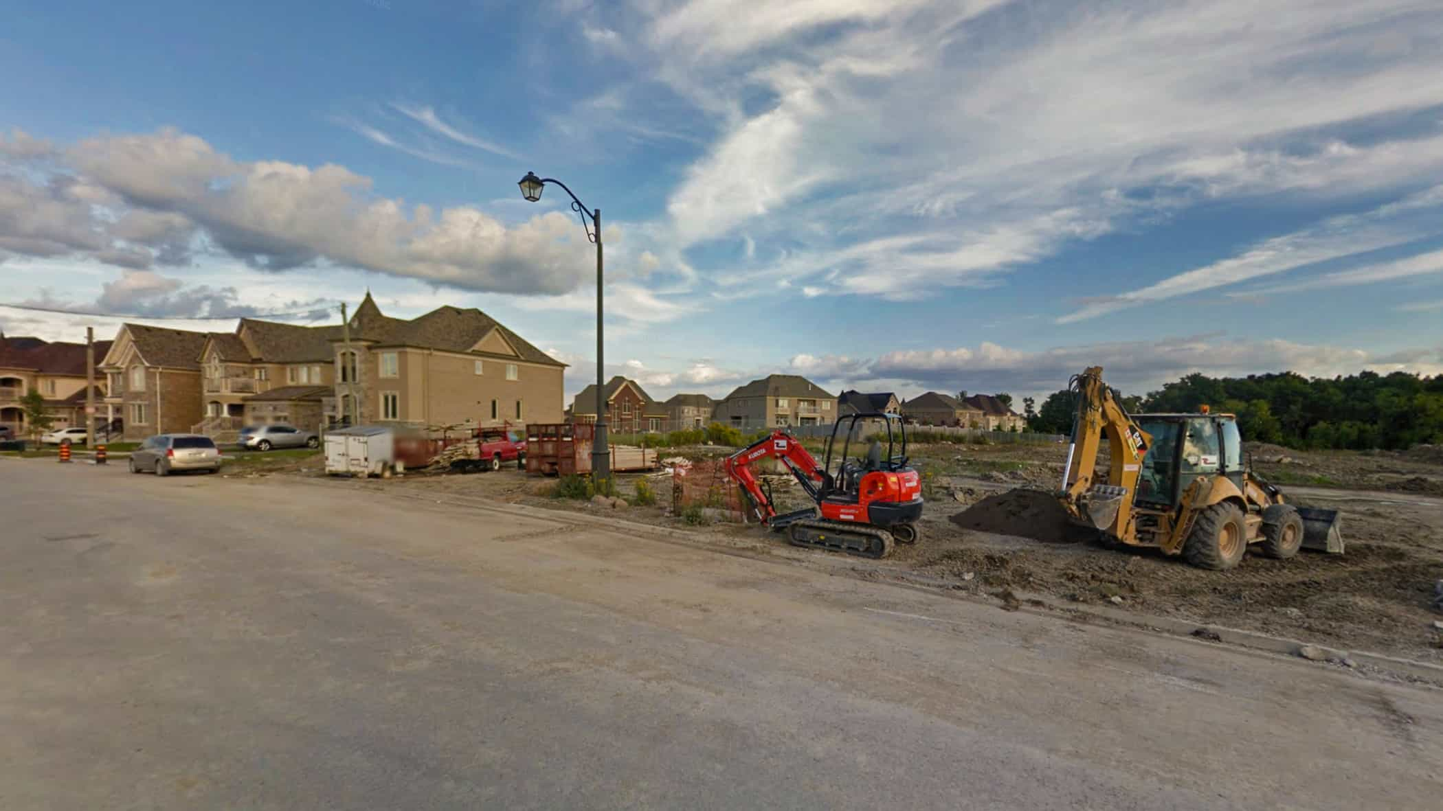 Nobleton development