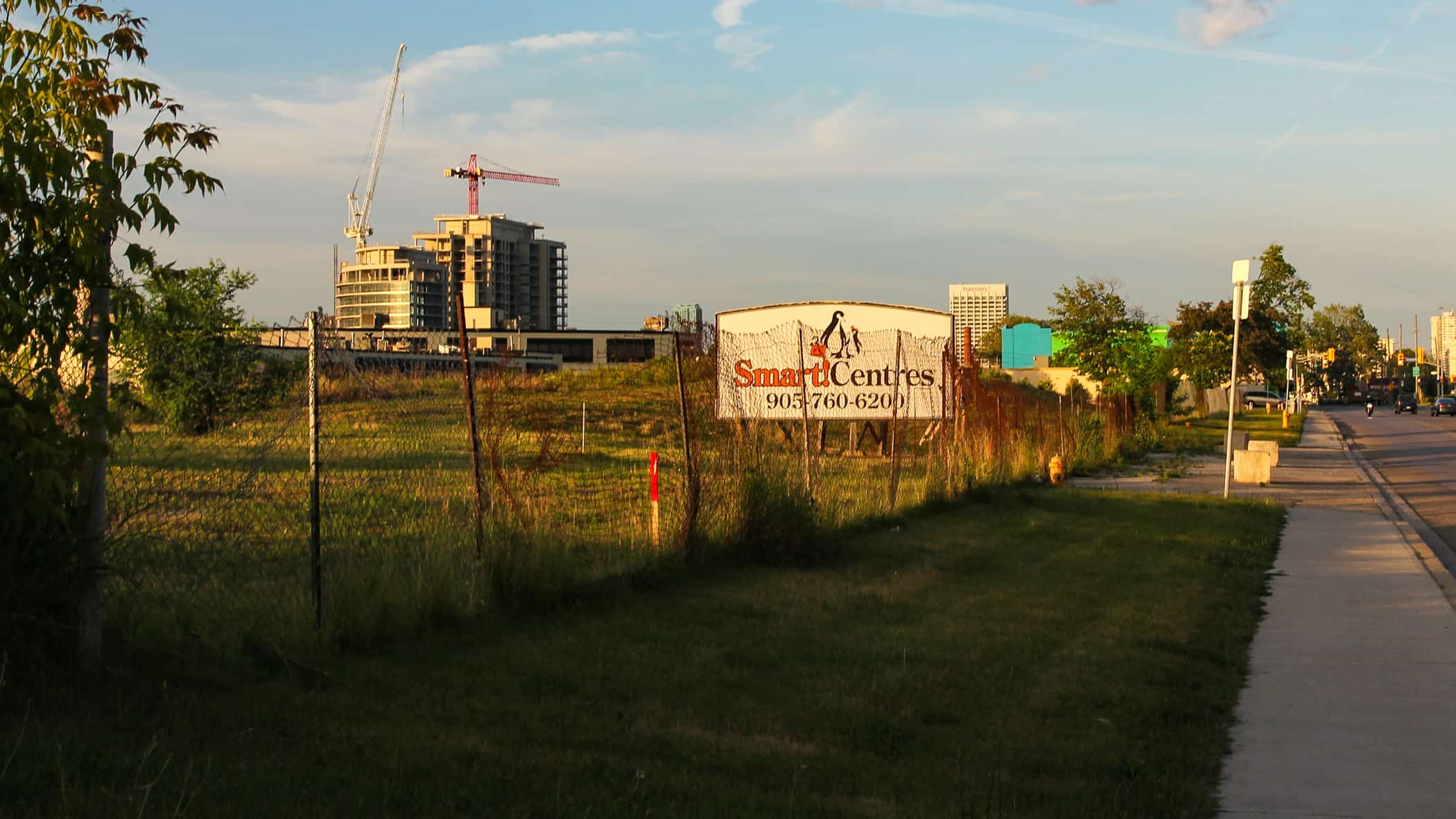 new development in Toronto