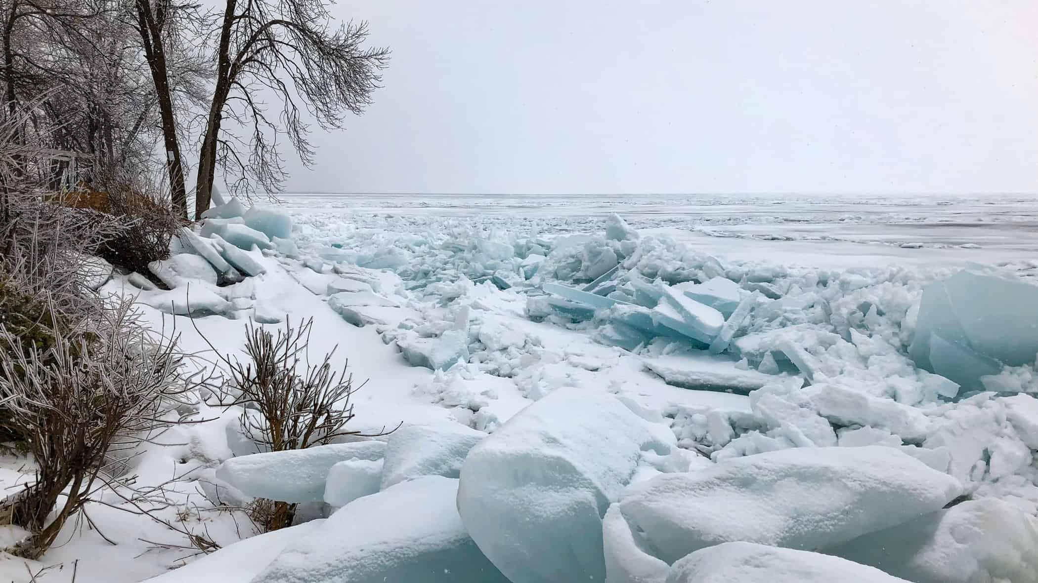 Lake Simcoe - April 2018