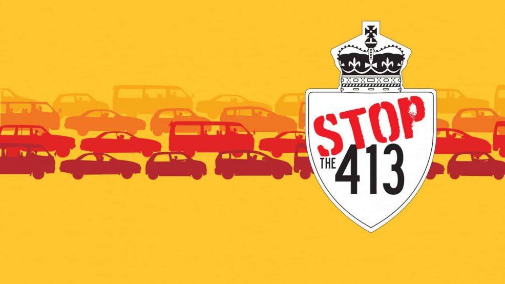 Highway 413 Webinar